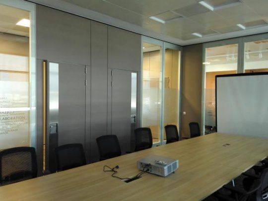 Sejna soba v poslovnem objektu