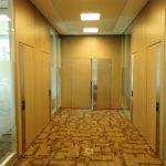 slika prikazuje hodnik med stenami MOVISTA