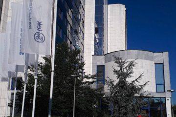 Slika zgradbe Lek d.d.
