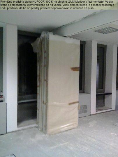 Zmontirani paneli