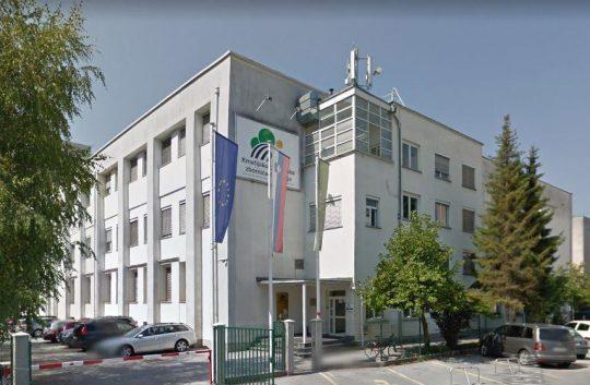 Zgradba KGZS