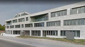 Slika: Poslovni center Mirje; Ljubljana