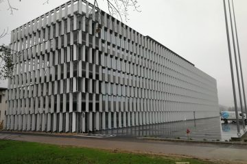 Slika Poslovna zgradba Eles Beričevo